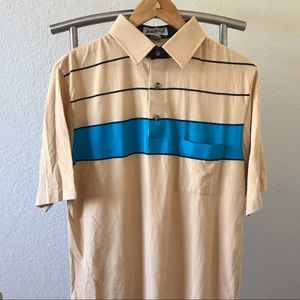Jaccar of California Polo Short Sleeve Shirt XL